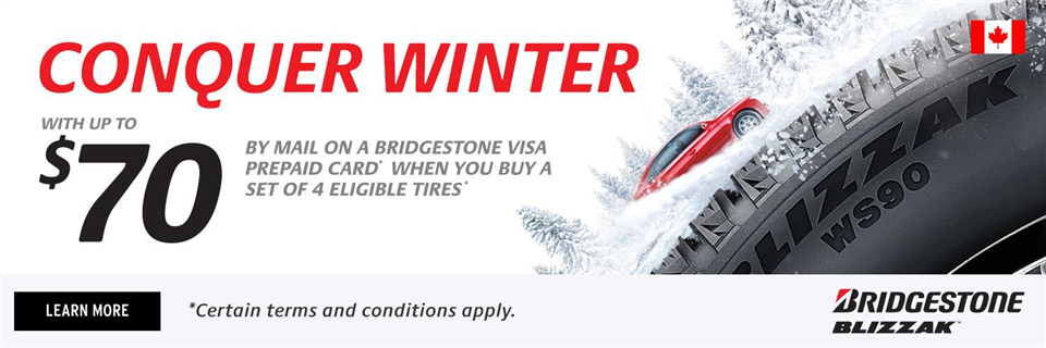 2019 Bridgestone Winter - Canada